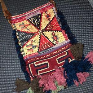 Cross body purse from free people